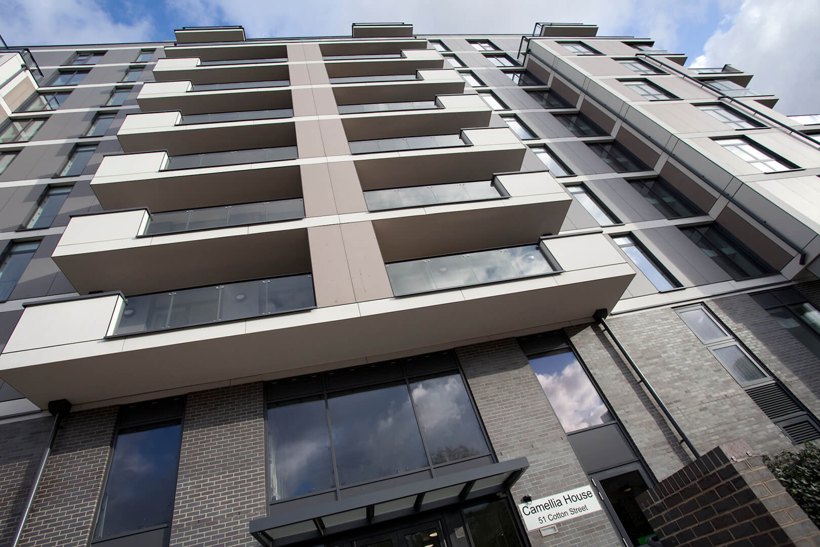 Types Of Cladding Materials : Rainscreen cladding galleries gallery types of