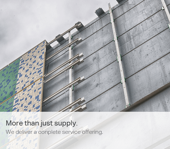 Cladding Contractors   Rainscreen Cladding Installers   NVELOPE